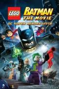 Lego Betmenas ir Teisingumo lyga (Lego Batman: The Movie - DC Super Heroes Unite)