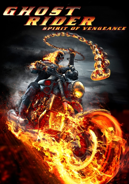Tamsos baikeris 2: Keršto demonas (Ghost Rider 2: Spirit of Vengeance)