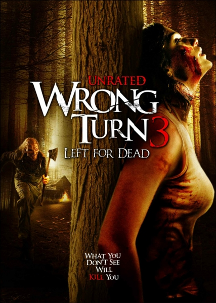 Lemtingas posūkis 3. Palikti mirčiai (Wrong Turn 3. Left for Dead)