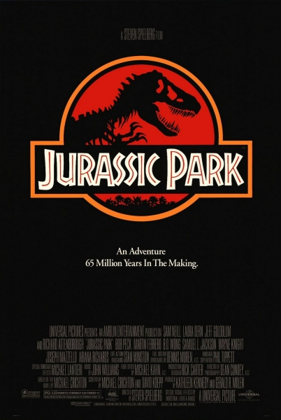 Juros periodo parkas (Jurassic Park)
