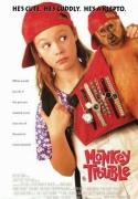 Nenaudėlė beždžionėlė (Monkey Trouble)