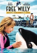 Išlaisvinti Vilį 4. Pabėgimas iš Piratų įlankos (Free Willy: Escape From Pirate's Cove)