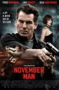 Lapkričio žmogus (The November Man)