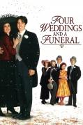 Ketverios vestuvės ir vienerios laidotuvės (Four Weddings and a Funeral)