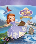 Sofija I. Kartą gyveno princesė! (Disney's Sofia the First. Once Upon a Princess)