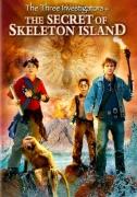 Trys sekliai ir Skeleto salos paslaptis (The Three Investigators And The Secret Of skeleton Island)