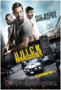 13 rajonas. Plytų rūmai (Brick Mansions)