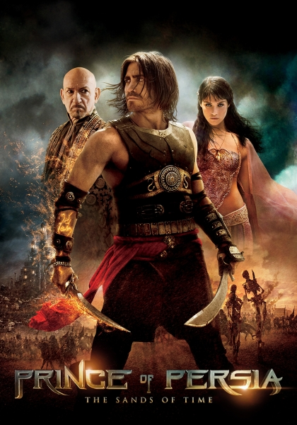Persijos princas. Laiko smiltys (Prince of Persia. The Sands of Time)