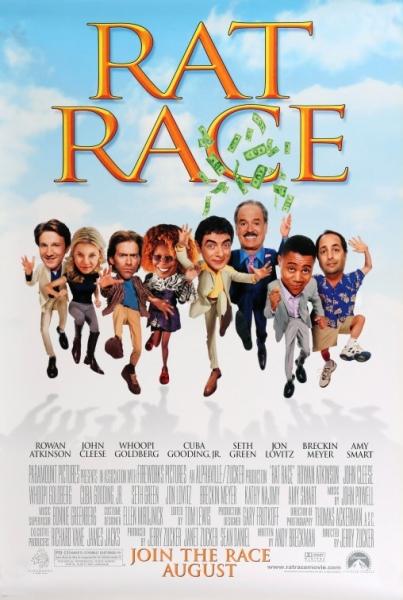 Žiurkių lenktynės (Rat Race)