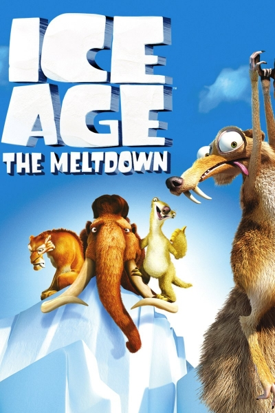 Ledynmetis 2. Eros pabaiga (Ice Age 2. The Meltdown)