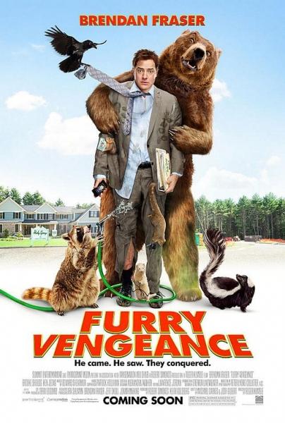 Žvėrelių maištas (Furry Vengeance)