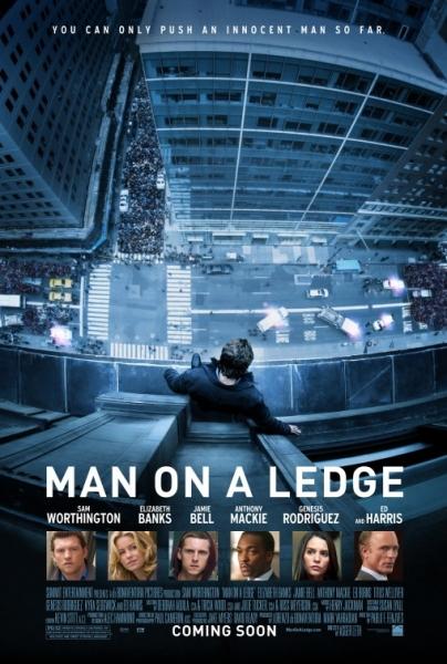 Ant ribos (Man On A Ledge)