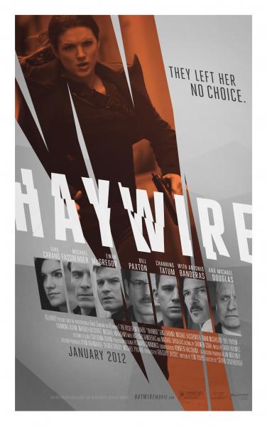 Prarasta kontrolė (Haywire)