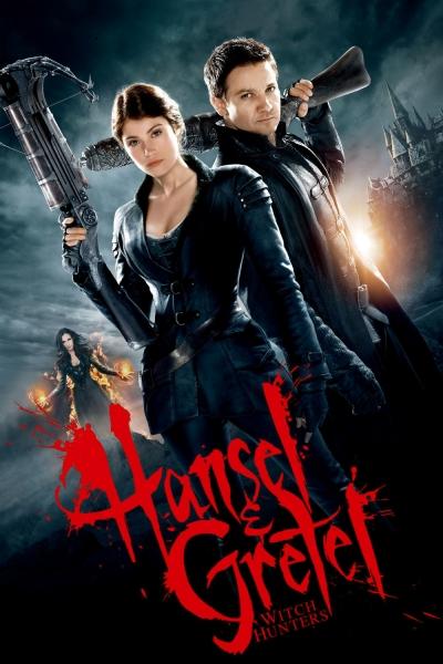 Jonukas ir Grytutė. Raganų medžiotojai (Hansel & Gretel: Witch Hunters)