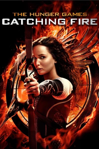 Bado žaidynės. Ugnies medžioklė (The Hunger Games: Catching Fire)