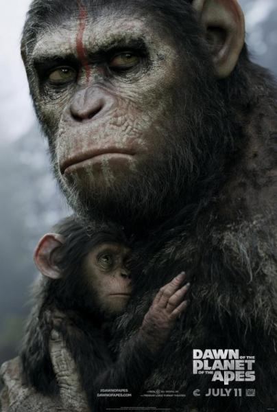 Beždžionių planetos aušra (Dawn of the Planet of the Apes)