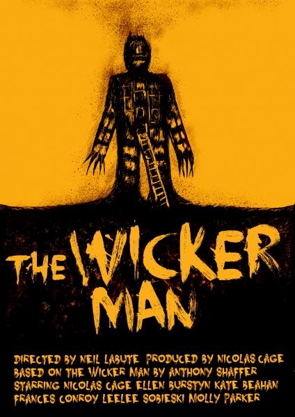 Karklų žmogus (The Wicker Man)