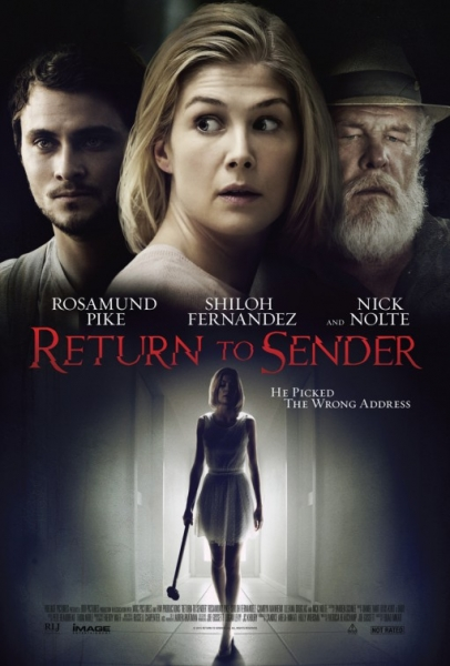 Saldus kerštas (Return to Sender)