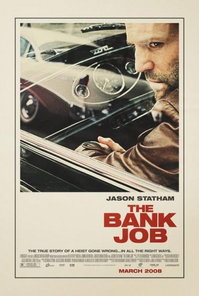 Apiplėšimas Beikerio gatvėje (The Bank Job)