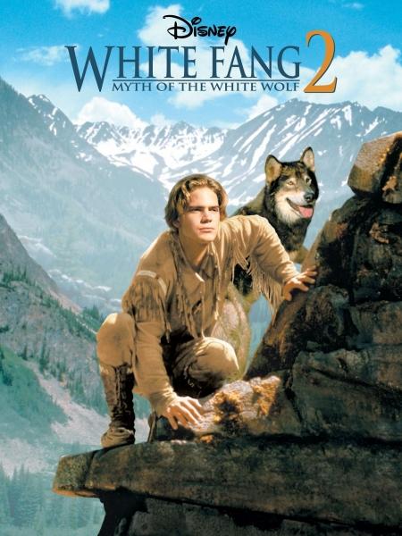Baltoji iltis 2. Mitas apie baltąjį vilką (White Fang II: Myth of the White Wolf)