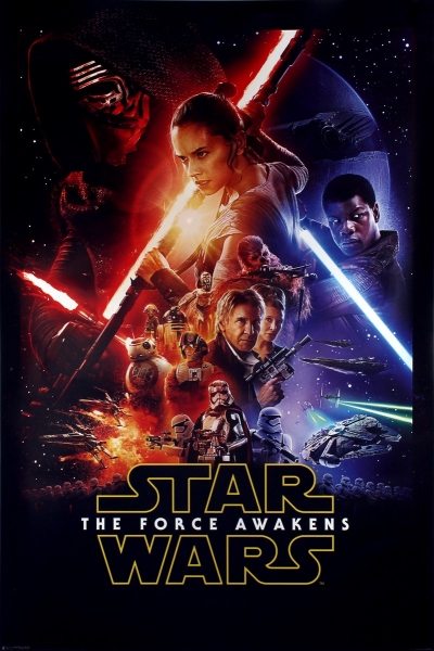 Žvaigždžių karai: galia nubunda (Star Wars: Episode VII - The Force Awakens)