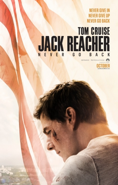 Džekas Ryčeris. Nesidairyk atgal (Jack Reacher: Never Go Back)