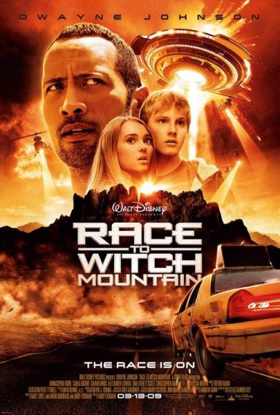 Kelionė į Raganų kalną (Race to Witch Mountain)