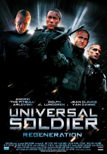 Universalus karys. Regeneracija (Universal Soldier: Regeneration)