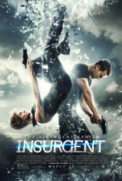 Insurgentė (Insurgent)