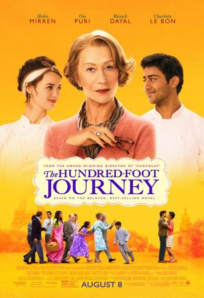 Šimto žingsnių kelionė (Hundred-Foot Journey, The)