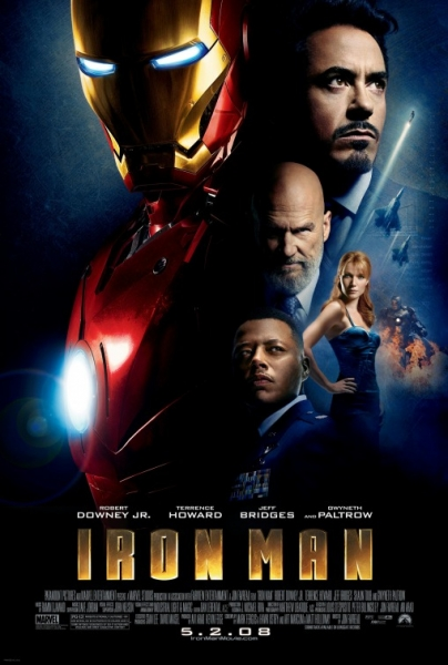 Geležinis žmogus (Iron Man)
