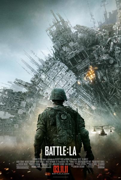Pasaulinė invazija. Mūšis dėl Los Andželo (Battle Los Angeles)