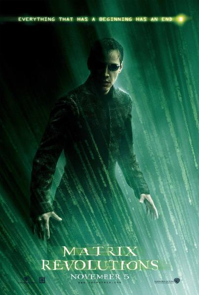 Matrica. Revoliucijos (Matrix Revolutions, The)