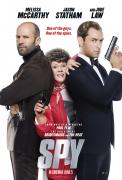 Ji – šnipė (Spy)