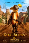 Batuotas katinas Pūkis (Puss in Boots)