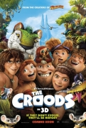 Krudžiai (The Croods)