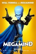 SUPERKINAS Megamaindas (Megamind)