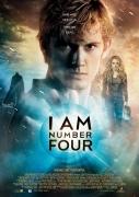 Aš - ketvirtas (I Am Number Four)